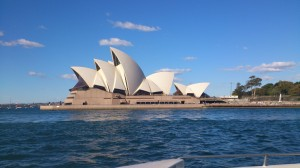 The Opera House - what shape can the sails of the roof be assembled to?